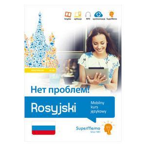 Rosyjski Niet Problem poziom podstawowy A1-A2 Mobilny kurs językowy