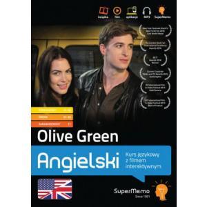 Olive Green. Angielski Kurs Językowy z Filmem Interaktywnym. A1-C1
