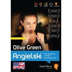 Olive Green. Angielski Kurs Językowy z Filmem Interaktywnym. A1-A2