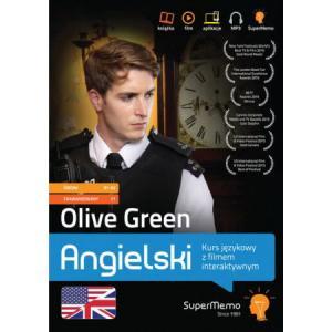 Olive Green. Angielski Kurs Językowy z Filmem Interaktywnym. B1-C1