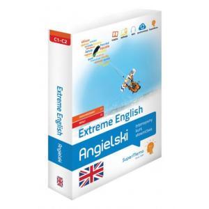 Extreme English. Angielski Intensywny Kurs Słownictwa. Poziom Zaawansowany C1 i Biegły C2