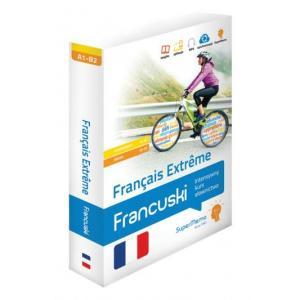 Francais Extreme Francuski Intensywny kurs słownictwa poziom Podstawowy A1-A2 i Średni B1-B2