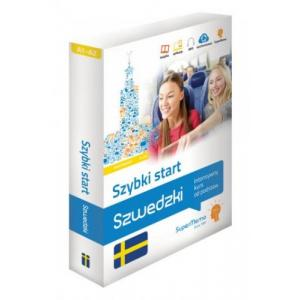 Szwedzki Szybki start Intensywny kurs od podstaw poziom podstawowy A1-A2