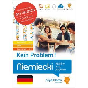 Niemiecki No Problem! Mobilny Kurs Językowy. Pakiet Poziom Podstawowy A1-A2, Średni B1, zaawansowany B2