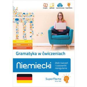 Gramatyka w Ćwiczeniach. Zbiór Ćwiczeń i Czasowniki Nieregularne. Niemiecki