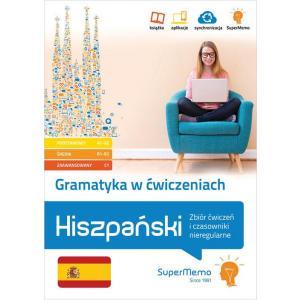 Gramatyka w Ćwiczeniach. Zbiór Ćwiczeń i Czasowniki Nieregularne. Hiszpański
