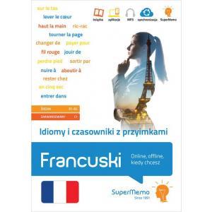 Francuski Idiomy i czasowniki z przyimkami (B1-C1)