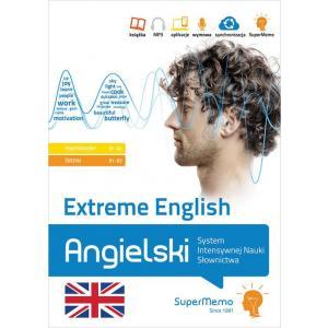 Extreme English Angielski System Intensywnej Nauki Słownictwa (A1-B2)