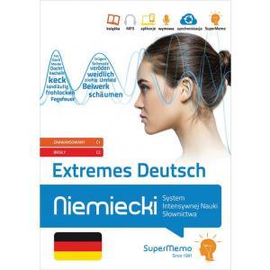 Extremes Deutsch Niemiecki System Intensywnej Nauki Słownictwa (C1-C2)