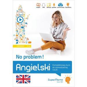 Angielski No problem! Kompleksowy kurs do samodzielnej nauki. Poziom podstawowy A1-A2