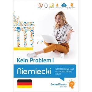 Niemiecki No problem! Kompleksowy kurs do samodzielnej nauki. Poziom A1-A2