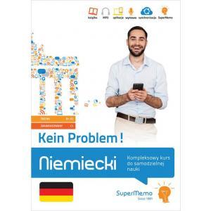 Niemiecki No problem! Kompleksowy kurs do samodzielnej nauki. Poziom średni B1-B2 i zaawansowany C1