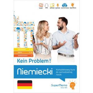 Niemiecki No problem! Kompleksowy kurs do samodzielnej nauki. Poziom podstawowy A1-A2, średni B1-B2 i zaawansowany C1