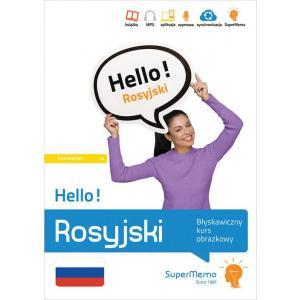Hello! Rosyjski. Błyskawiczny kurs obrazkowy. Poziom A1