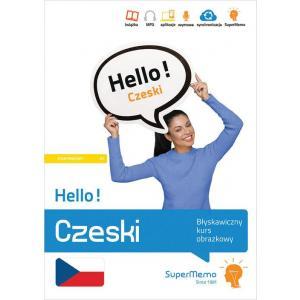 Hello! Czeski. Błyskawiczny kurs obrazkowy. Poziom A1