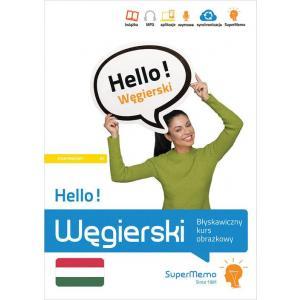 Hello! Węgierski. Błyskawiczny kurs obrazkowy. Poziom A1