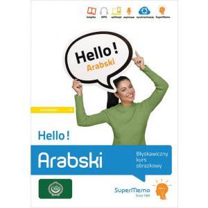 Hello! Arabski. Błyskawiczny kurs obrazkowy. Poziom A1