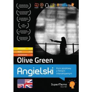 Olive Green. Kurs językowy z filmem interaktywnym. Poziom A1-C1