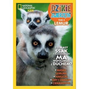 Dzikie Zwierzęta 4. Lemur
