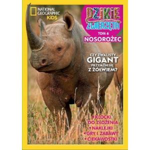 Dzikie Zwierzęta 6. Nosorożec