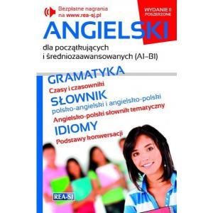 Angielski Dla Początkujących i Średniozaawansowanych (A1-B1)