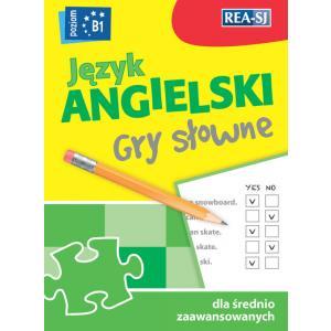 Język angielski gry słowne. Poziom B1