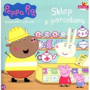 Świnka Peppa 42. Sklep z porcelaną