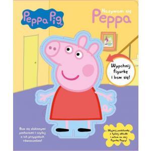 Peppa Pig. Nazywam się Peppa