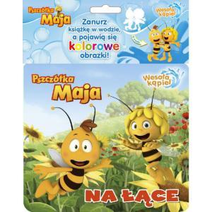 Pszczółka Maja. Wesoła kąpiel. Na łące