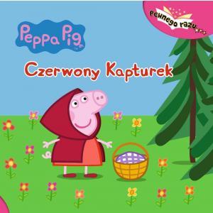 Peppa Pig. Pewnego razu. Czerwony Kapturek