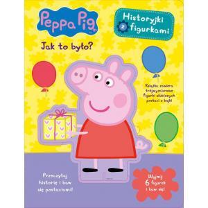 Peppa Pig Historyjki z figurkami Część 2