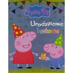 Peppa Pig. Urodzinowe historie
