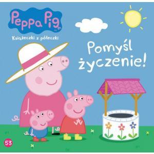 Świnka Peppa Książeczki z Półeczki 53