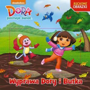 Dora Ruchome obrazki Wyprawa Dory i Butka