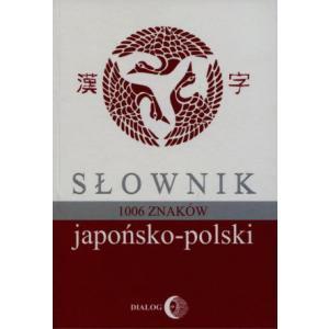 Słownik Japońsko-Polski. 1006 Znaków