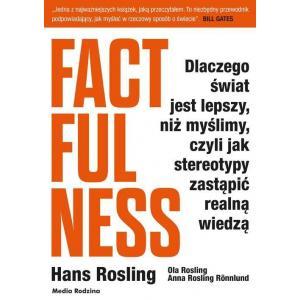 Factfulness Dlaczego Świat jest Lepszy