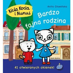 Kicia Kocia i Nunuś Bardzo fajna rodzina