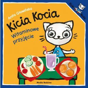 Kicia Kocia. Witaminowe Przyjęcie