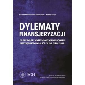 Dylematy Finansjeryzacji