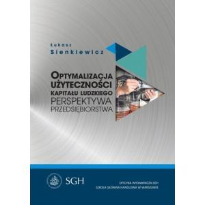 Optymalizacja Użyteczności Kapitału Ludzkiego