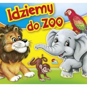 Idziemy do zoo (sztywne strony) 689