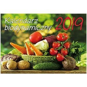 Kalendarz 2019 Biodynamiczny