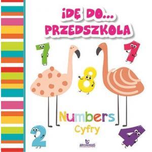 Idę do przedszkola. Cyfry. Numbers