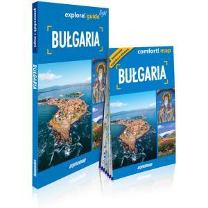 Bułgaria 2w1: przewodnik light + mapa