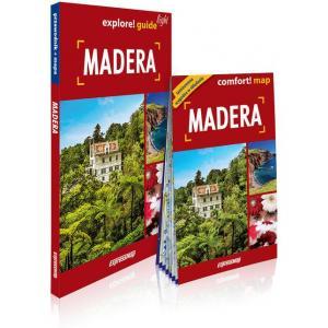 Madera light przewodnik + mapa