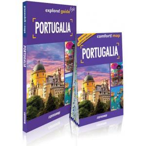 Portugalia light przewodnik + mapa