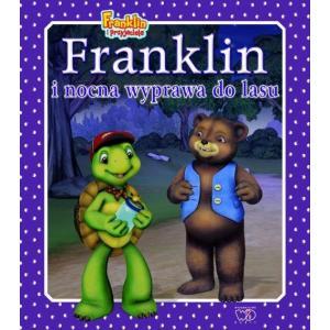 Franklin i przyjaciele. Franklin i nocna wyprawa do lasu