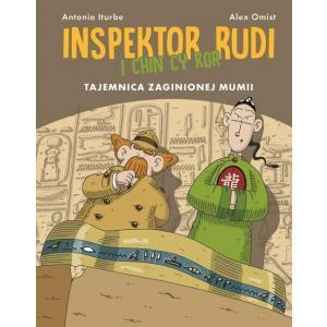 Inspektor Rudi i Chin Cy Kor Tajemnica Zaginionej Mumii