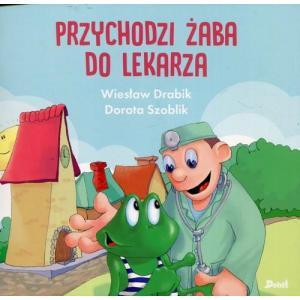 Przychodzi Żaba do Lekarza
