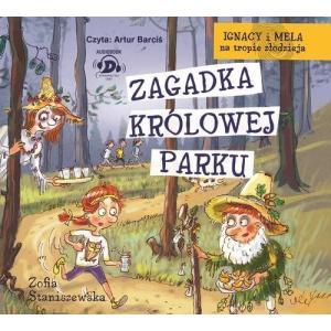 Ignacy i Mela na Tropie Złodzieja. Zagadka Królowej Parku